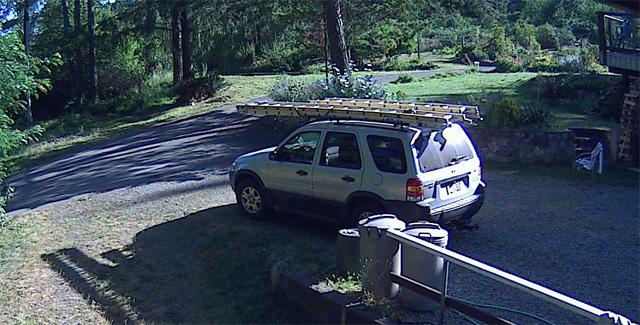 obraz z kamery megapixelowej
