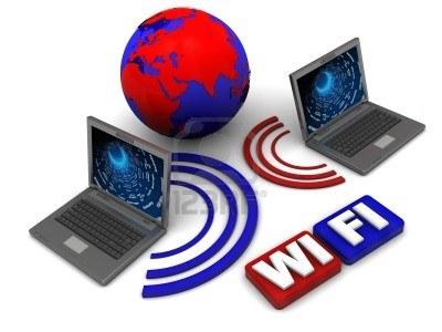 Beypryewodowe sieci Internetowe Wi+Fi